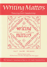 Cover of Writing Matters
